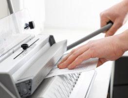 Oprawy dokumentów